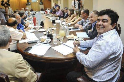 El PJ puso primera de cara a las legislativas: formaron mesas seccionales y distritales