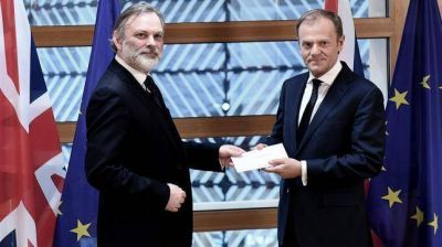 El Reino Unido negó un chantaje a la UE para lograr un acuerdo comercial
