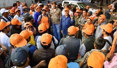 """""""El 6 de abril será un antes y un después para el gobierno"""", asegura Ladrilleros"""