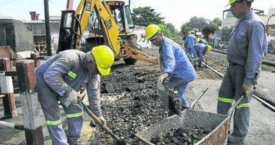 Dejó de caer en el empleo en la construcción