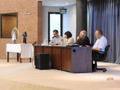 El clero castrense hace aportes pastorales para el abordaje del problema de la drogas