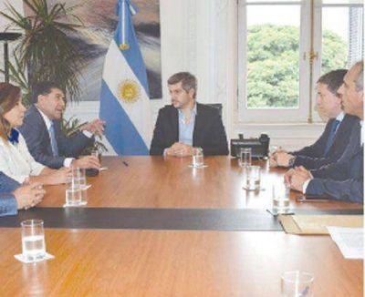 La Rioja firmó un convenio con AFIP por deudas previsionales