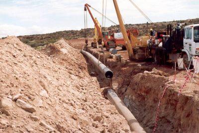 Licitaron la compra de cañería para el gasoducto cordillerano