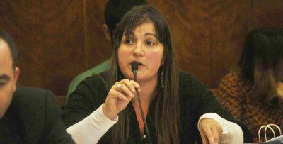 """""""Repudiamos la idea de que Arroyo restituya la imagen de Giachino"""""""