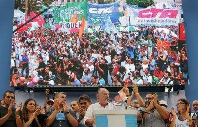 Con una dura postura frente al Gobierno, la CTA le reclamó a la CGT mantener la lucha