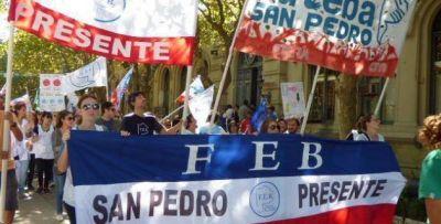Docentes: Suteba y Feb anunciaron que no van a clases y entregarán petitorio a Marcos Peña