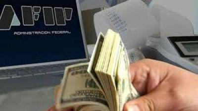 Cierra el blanqueo: la AFIP ya habría recaudado cerca de $130.000 millones