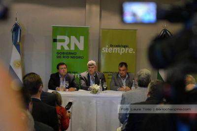 El Consejo Federal Agropecuario se reúne en Bariloche