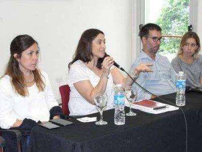 """Encuentro regional del programa """"Más Vida"""" en Balcarce"""