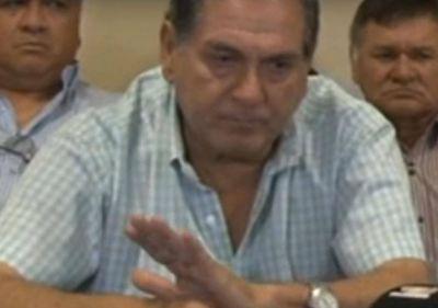 Le preguntaron por los sueldos de Formosa a la CGT local y terminaron la conferencia de prensa