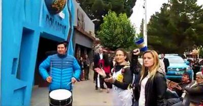 Alicia Kirchner se recluyó en municipio de Calafate ante protesta de docentes