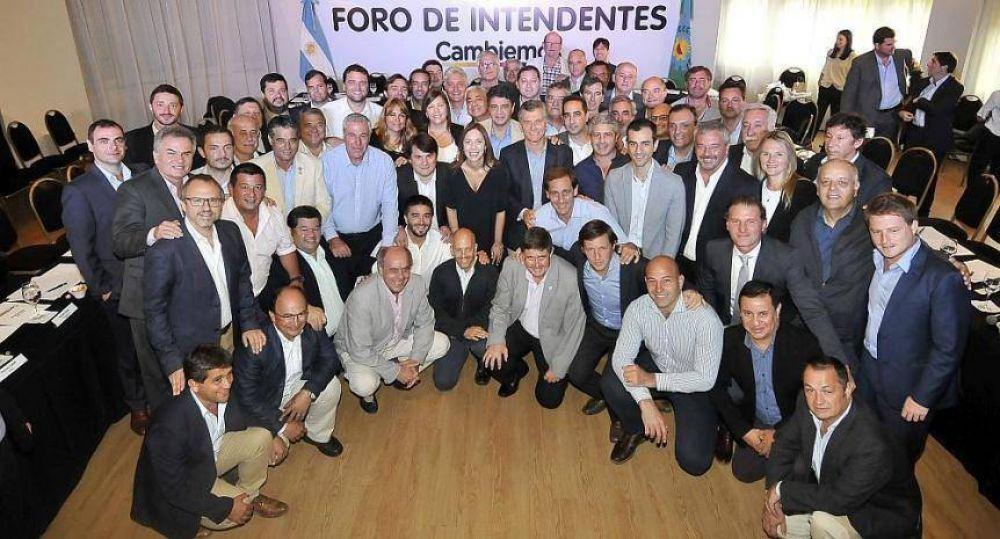 Con Marcos Peña a la cabeza, intendentes de Cambiemos ponen primera hacia las urnas