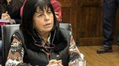 Martínez Allende expuso sus diferencias con la gestión nacional