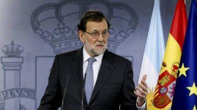 Mariano Rajoy sobre Venezuela: