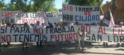 La Justicia avala el vaciamiento de la planta de Villa Mercedes de Cerámica San Lorenzo