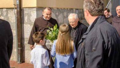 """Medjugorje; monseñor Hoser: """"El Papa está interesado en el desarrollo de la piedad popular en este lugar"""""""