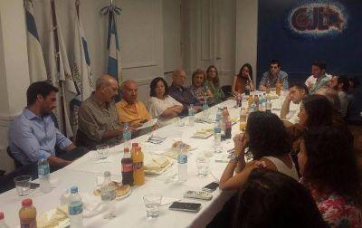 El Congreso Judío recibió a familiares de desaparecidos judíos durante la última dictadura