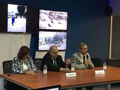 El municipio presentó su plan de seguridad para los próximos tres años
