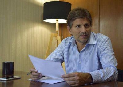 """Tarifazo: Ciano planteó """"seguir trabajando por la recategorización de Mar del Plata"""""""
