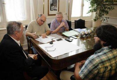 Avanza la urbanización integral de Maggiori y El Tropezón