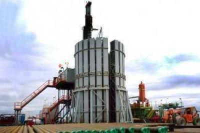 El área Fortín de Piedra aportará el 10% del consumo nacional de gas