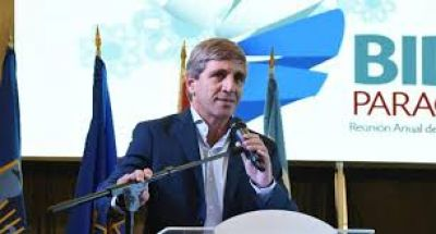 Caputo presentó a Argentina como sede de la reunión anual 2018 del BID