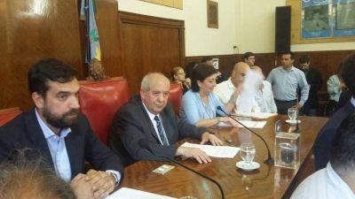 Reeligieron a Sáenz Saralegui como presidente del Concejo Deliberante