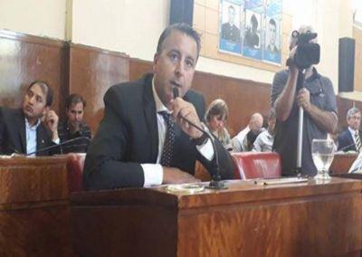 """Azcona: """"El intendente volvió a dar un discurso vacío de contenido"""""""