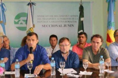 Sectores del grupo Esmeralda y el Movimiento Evita anunciaron un nuevo espacio político