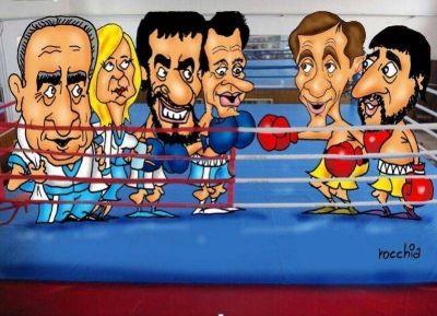 La política platense prepara el primer round