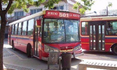 En Moreno denuncian que Cambiemos traba el boleto estudiantil gratuito en el municipio