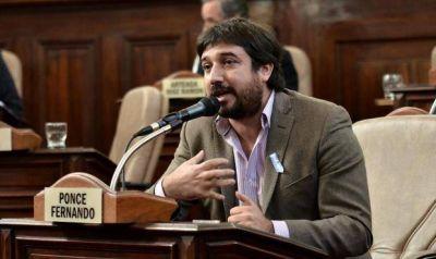 Fernando Ponce pierde poder en el armado de Cambiemos en La Plata