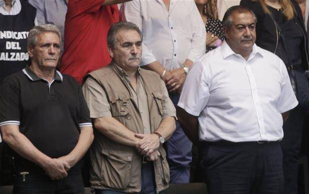 El Gobierno impulsa una renovación de las cúpulas sindicales