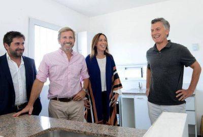 Macri lanza este lunes el plan para construir 100 mil viviendas