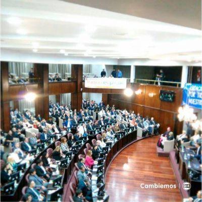 """Cambiemos acusó al gobernador de """"alentar"""" que se insultara al Presidente Macri"""