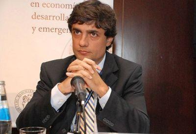 """Lacunza: """"Vidal tiene valentía, inteligencia y honestidad"""" en la negociación con los docentes"""