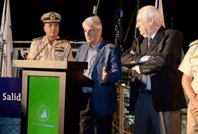 Andreotti inauguró el 21° Salón Náutico Argentino en San Fernando