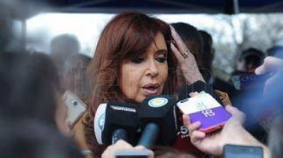 Cristina Kirchner cargó contra Stolbizer en nuevas escuchas y pide acusarla en los medios