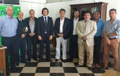 La Dirección de Seguridad Portuaria tiene su delegación en el Puerto Mar del Plata