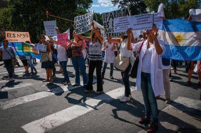 Docentes de SUTEBA pararán este lunes y martes para definir plan de lucha