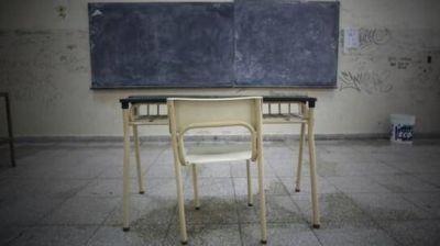 Habrá descuento de sueldo para docentes que se adhieran al paro