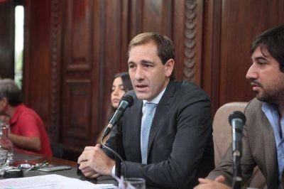 Garro abre el Concejo con eje en las obras, seguridad e inclusión