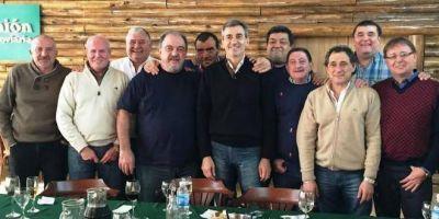 Gremios del MASA ya trabajan en la candidatura bonaerense de Randazzo
