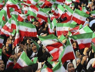 Iraníes conmemoran el 'Día de la República Islámica'