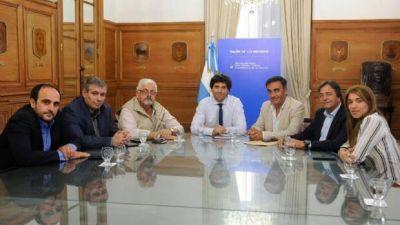 Diputados de Cambiemos gestionaron ayuda en Nación