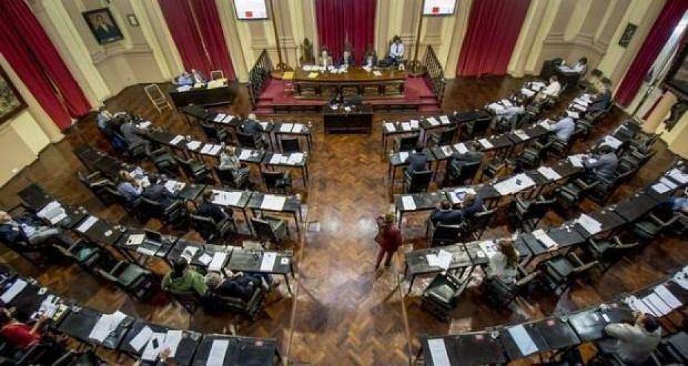 Salta: Senadores cambia el día de sesión