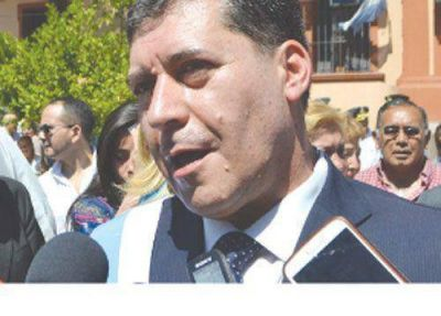Sergio Casas recibe a autoridades nacionales