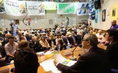 Con cuestionamientos a Provincia, Ferraresi inauguró las sesiones ordinarias del Concejo