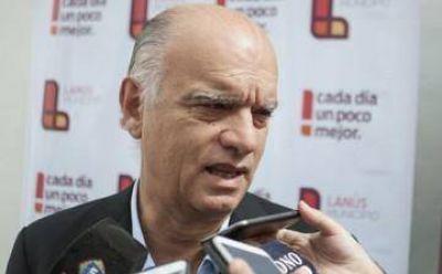 """Grindetti abrió las sesiones en el Concejo: """"Trabajamos para recuperar la presencia del Estado"""""""