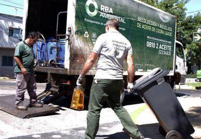 Reciclaje peligroso: un programa oficial busca evitar el mal uso del aceite vegetal